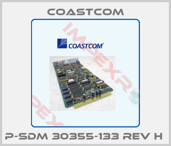Coastcom-P-SDM 30355-133 REV H